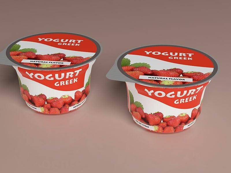 Seal The Yogurt Pot